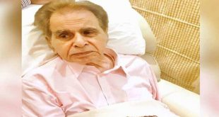 Bollywood अभिनेता दिलीप कुमार की फिर बिगड़ी तबीयत अस्पताल में किया गया भर्ती