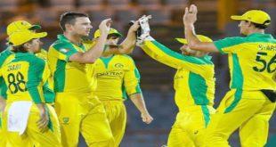 ऑस्ट्रेलिया ने 6 विकेट से वेस्टइंडीज को हराया, 2-1 से जीता वनडे सीरीज